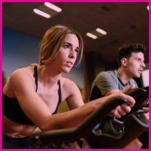 Spinning Workout
